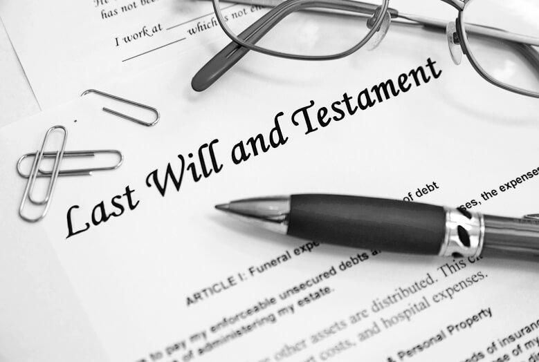 Wills, Trust & Probate