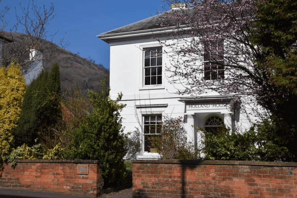 Welcome to Russell & Co Solicitors, Holland House, Malvern